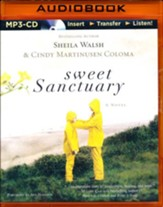 Sweet Sanctuary - unabridged audiobook on MP3-CD