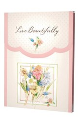 Live Beautifully, Purse Notes