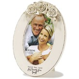 25th Anniversary Photo Frame, Oval