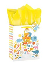 Noah's Ark Gift Bag, Medium