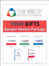 Team Ministry Your Gifts Sample Package