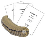 Math Relief! Algebra 2 DVD Course with Lesson Worksheets
