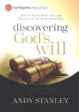 Discovering God's Will Study Guide  - Slightly Imperfect