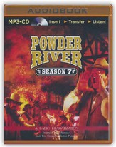 Powder River - Season Seven: A Radio Dramatization - unabridged audiobook on MP3-CD