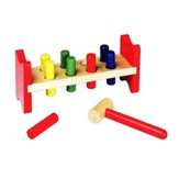 Pound-a-Peg Wood Toy