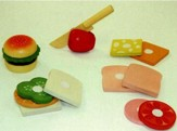Sandwich-Making Set (17 pieces)