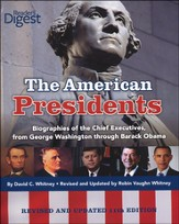 The American Presidents: Biographies of the Chief Executives from George Washington to Barack Obama (with 32-page color insert)