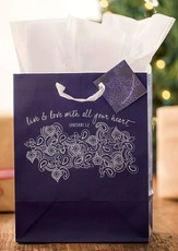 Live and Love Gift Bag, Medium