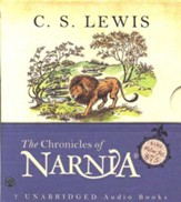 The Chronicles of Narnia Unabridged Boxed Set      - Audiobook on CD