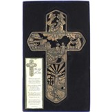 Life Of Christ Wall Cross
