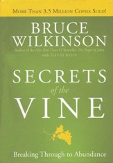 Secrets of the Vine - Slightly Imperfect