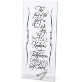 The Fruit Of the Spirit Tabletop Plaque