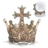 Birth Of the King Crown Tabletop Figure
