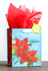 Call His Name Gift Bag, Medium