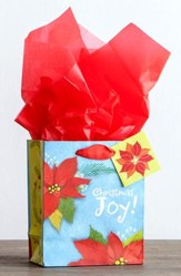 Christmas Joy, Gift Bag, Small