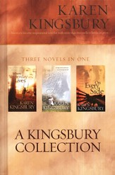 Kingsbury 3 in 1: When Joy Came to Stay, On Every Side and Where Yesterday Lives