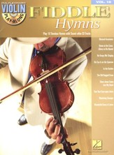 Fiddle Hymns (Violin Play-Along Book/CD)
