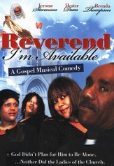 Reverend I'm Available: A Gospel Musical Comedy, DVD