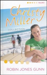 Christy Miller Series: 3-in-1 Collection, Volume 1  - Slightly Imperfect