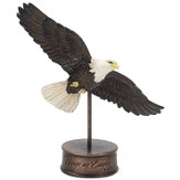 Wings As Eagles Figurine