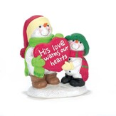 His Love Warms Our Heart, Snowmen Figure