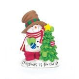 Christmas Is For Christ, Snowman Figure