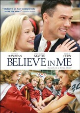 Believe in Me - Edited Version, DVD