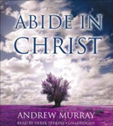 Abide in Christ - unabridged audiobook on CD