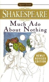 Much Ado about Nothing: With New and Updated Critical  - Slightly Imperfect