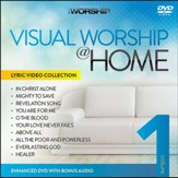 iWorship Visual Worship @ Home, Volume 1 DVD