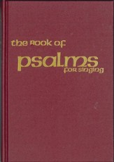 The Book of Psalms for Singing, Burgundy Hardcover