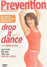 Drop it With Dance, DVD