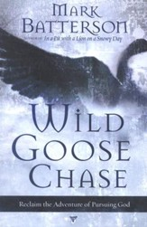 Wild Goose Chase - Slightly Imperfect