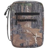 Truth Hunter Bible Cover, Camo, Large