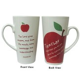 Teacher, God Bless You Mug