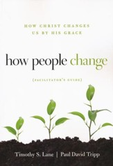 How People Change, Facilitator's Guide, Updated Cover