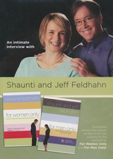An Intimate Interview with Shaunti and Jeff Feldhahn--DVD