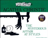 The Mysterious Affair at Styles - unabridged audiobook on CD