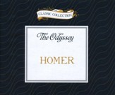 The Odyssey - unabridged audiobook on CD