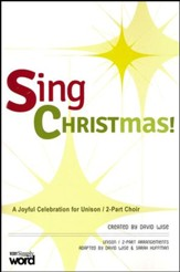 Sing Christmas! Choral Book