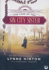 The Case of the Sin City Sister - unabridged audiobook on MP3-CD