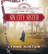 The Case of the Sin City Sister - unabridged audiobook on CD
