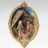 Holy Family, Nativity Ornament