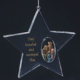 Three Kings Star Acrylic Ornament