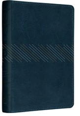 ESV Personal Size Reference Bible (TruTone, Navy, Cascade Design)