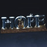 LED Holy Family, Hope