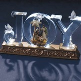 LED Holy Family, Joy