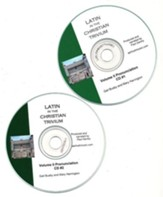 Latin, Vol II Pronunciation CD Latin in the Christian Trivium