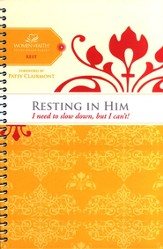 Resting in Him, Women of Faith Bible Studies