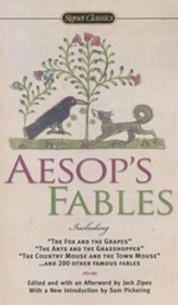 Aesop's Fables  - Slightly Imperfect